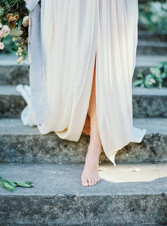 Old World Romance Wedding Inspiration - Once Wed
