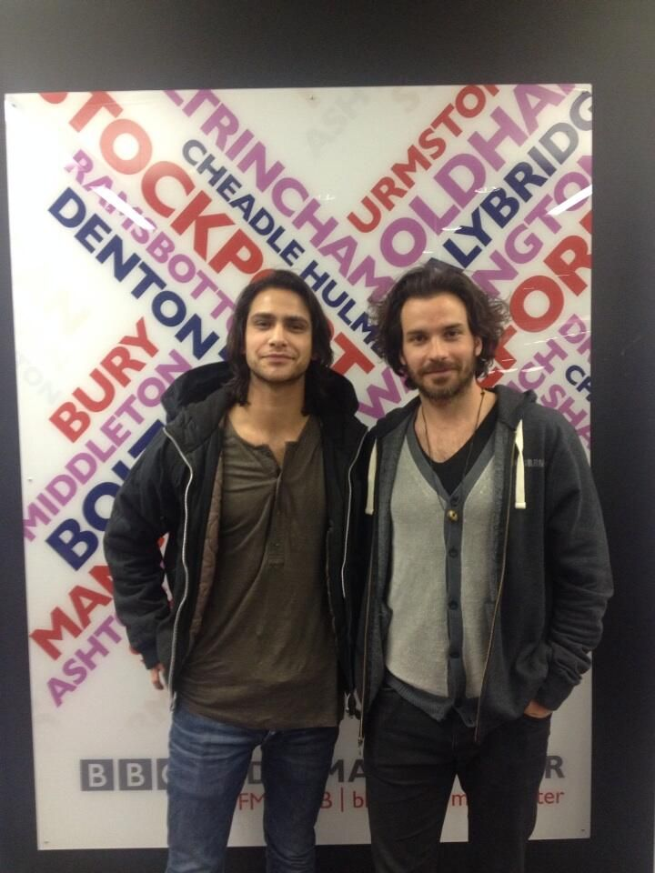 More great interviews with the #Musketeers today with @LucaPasqualino and Santiago. BBC breakfast tomorrow pic.twitter.com/lZrdhq836h