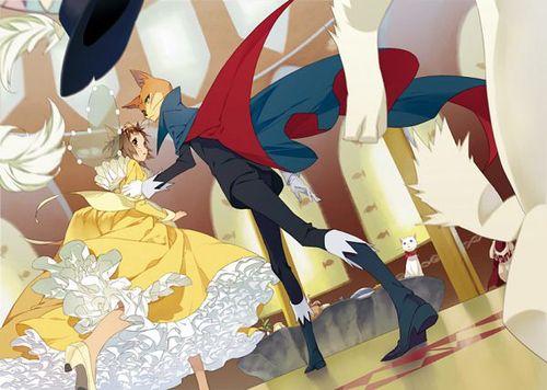 anime, the cat returns, and haru Bild