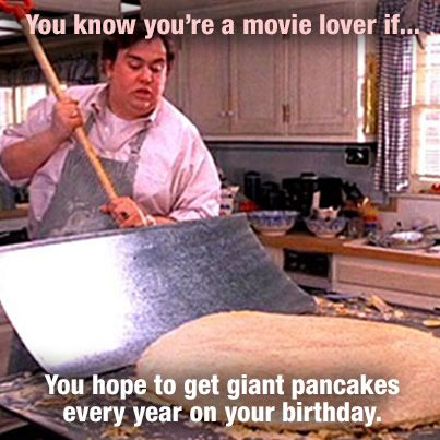 Uncle Buck's Giant Pancakes | Movies/Shows | Pinterest ...
