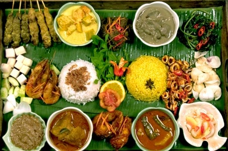 Balinese/Indonesian food!