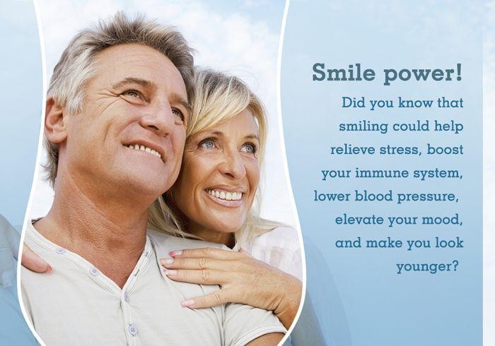 Smile Power!