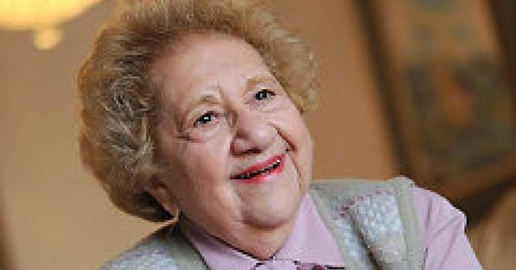 Sylvia Kauders (née Wolinsky; December 1, 1921 – May 5, 2016) was an American film, television, and theater actress known for numerous small but memorable roles on Broadway and in major motion pictures. Her film credits include roles in American Splendor; Analyze That (2002); Predator 2 (1990). She appeared in dozens of dozens of television shows, including Law & Order: Special Victims Unit, and in the HBO series The Sopranos