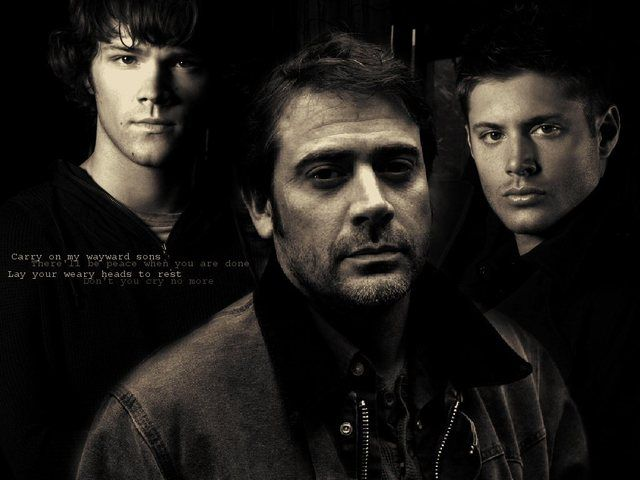 "Supernatural - Not a film but I love this series. Never thought I'd be into it because of the whole fuss about the ""hot leading men"" but the stories are quite awesome. I love anything Supernatural, urban myths, you name it!"