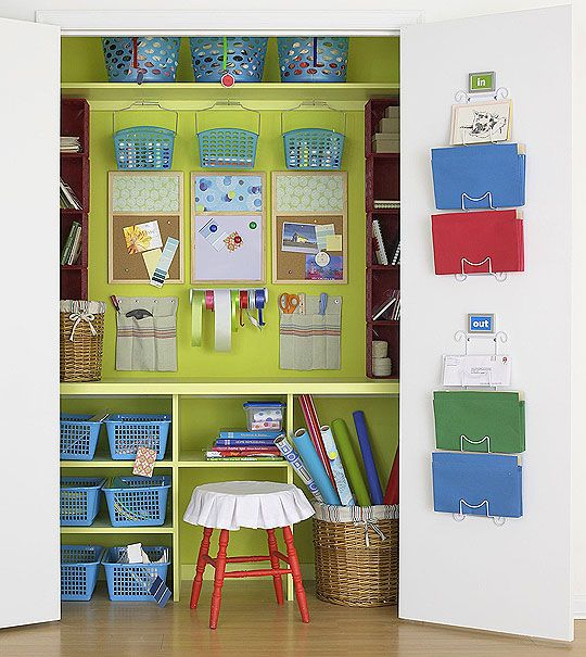 Craft Closet Organization: Easy Tips For Your Craft Room. Does Your Craft  Room Need Some Organization Ideas? Look At These Helpful Ideas To Help Your  Closet