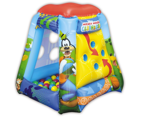 disney playroom - ball area