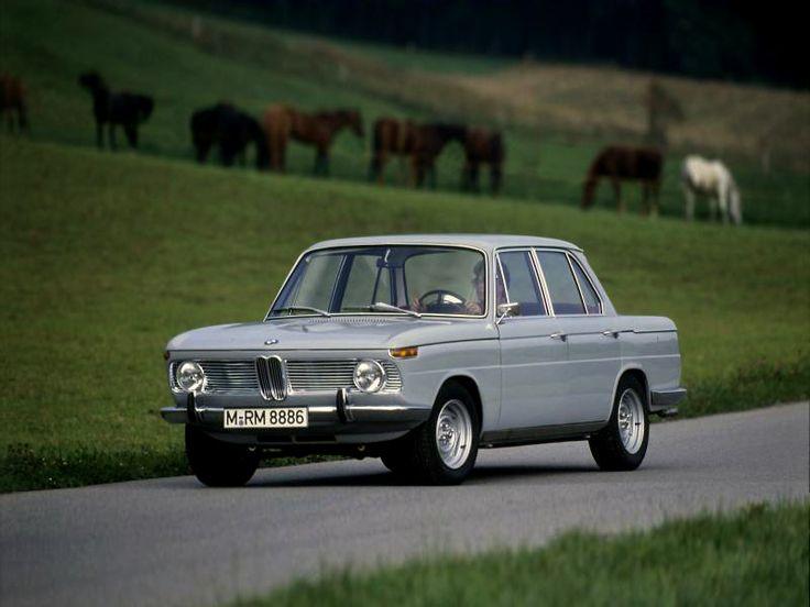 1965 BMW 1800 TI/SA (E118)