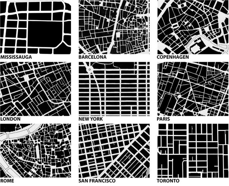 Urban Fabric: The Form of Cities Urban fabric is the physical form of towns and cities. Like textiles, urban fabric comes in many different types and weaves  http://yuriartibise.com/urban-fabric/