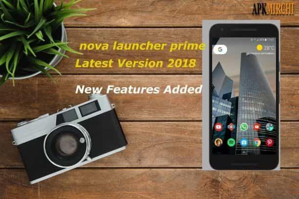 download nova launcher prime apk mirror