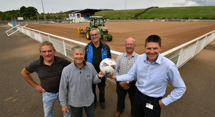 Penrith's Frenchfield Park Stadium undergoes pitch renovation http://www.cumbriacrack.com/wp-content/uploads/2017/05/Picture-1-PenrithAFC-reps-and-Ian-Parker-at-Frenchfield.jpg Frenchfield Park Stadium, the home of Penrith AFC is having significant works undertaken to improve the condition of the playing surface.    http://www.cumbriacrack.com/2017/05/23/penriths-frenchfield-park-stadium-undergoes-pitch-renovation/
