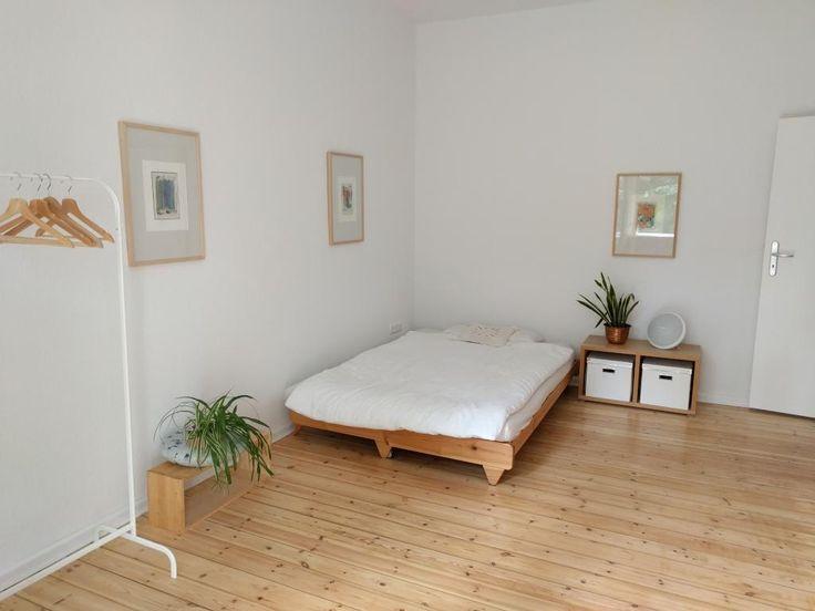 Einfache Dekoration Und Mobel Sommerliche Textilien #22: Ein Sommerlich Dekoriertes Schlafzimmer Sorgt Für Gute Laune!  Zimmerpflanzen Sind Eine Schöne Sommerdeko-Idee