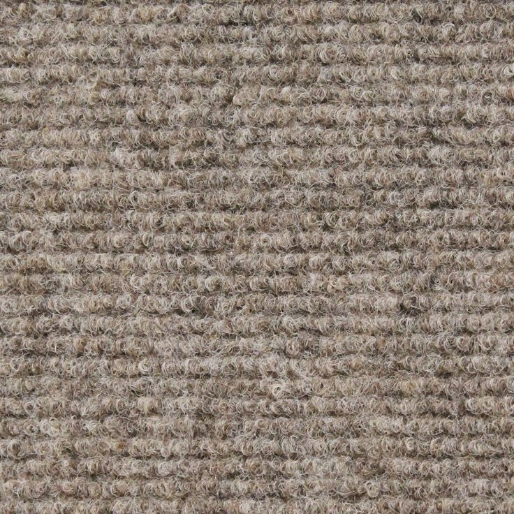 Indoor/Outdoor Carpet with Rubber Marine Backing - Brown 6' x 40' - Several Sizes Available - Carpet Flooring for Patio, Porch, Deck, Boat, Basement or Garage
