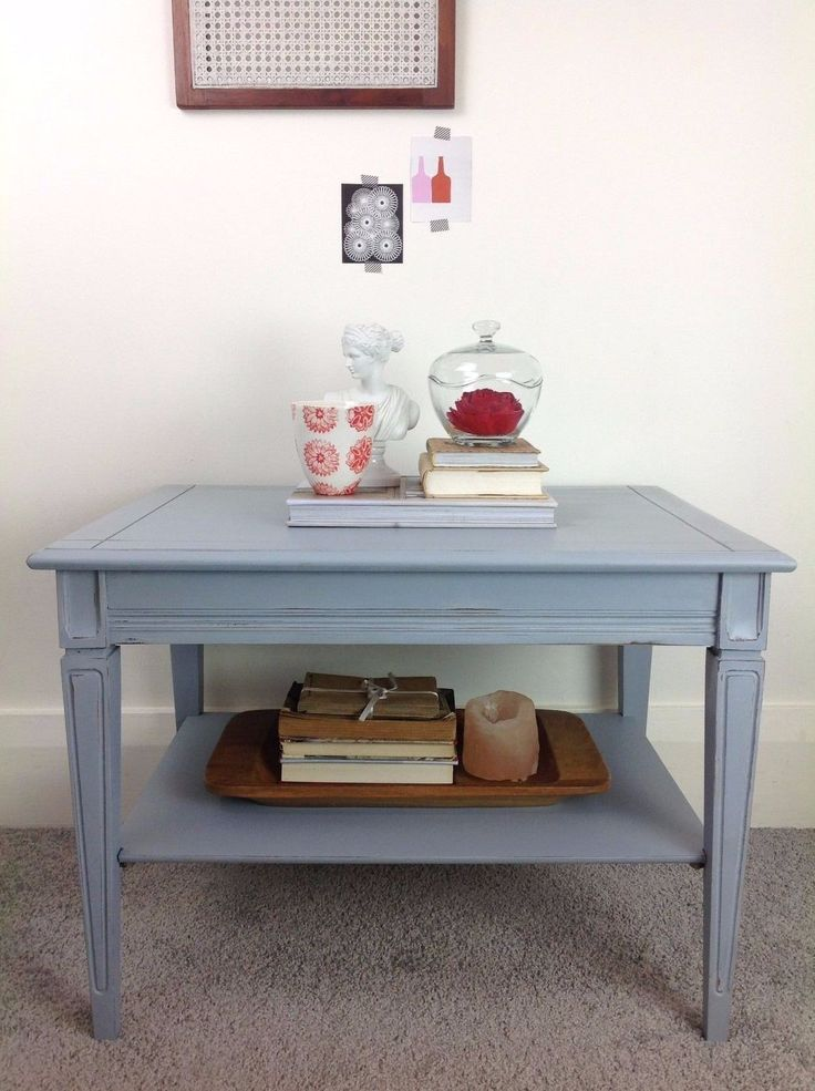 Vintage Distressed Timber Coffee Table Restored Painted in NSW | eBay