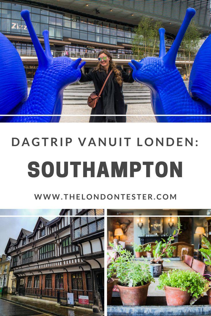 Wat te doen in Southampton? Ontdek deze creatieve stad op een dagtrip vanuit Londen || The London Tester