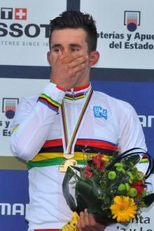 "World champion Kwiatkowski ""still in shock"" as Tour of Lombardy approaches ! Read complete story at : http://www.doityourselfbicyclerepair.com/bicycle-news/"