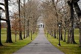 Learn About Swarthmore College and What It Takes to Get In: Swarthmore Walk