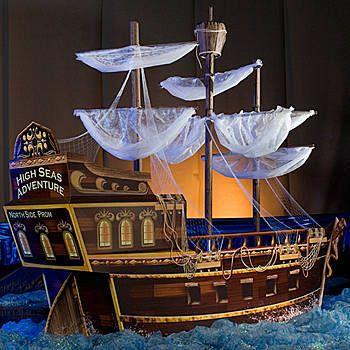Treasure Bay Ship, Pirate Ship