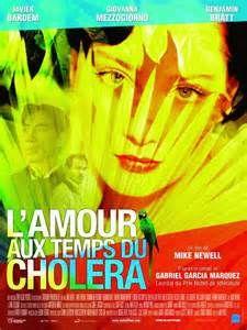 L' amour au temps du choléra - Gabriel Garcia Marquez