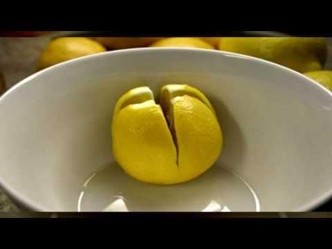 ЭТО СПАСЕТ ВАШУ ЖИЗНЬ...Разрежьте лимон и держите его в вашей спальне!! - YouTube