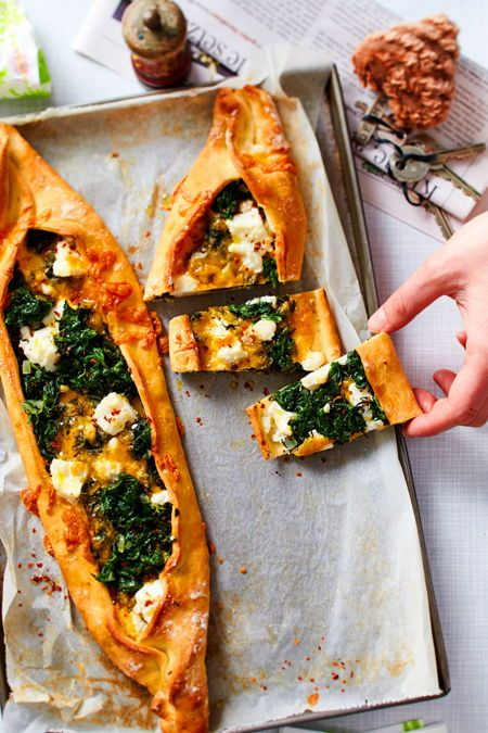 Easy-peasy Pide