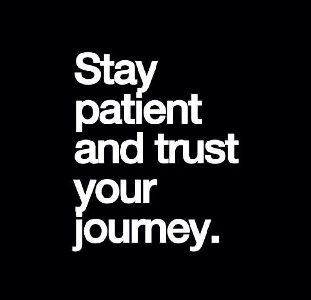 Love Quotes Journey: Trust Your Journey