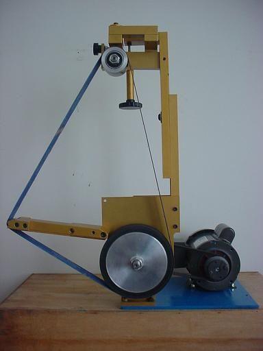 Suremak grinder, clever two wheel model
