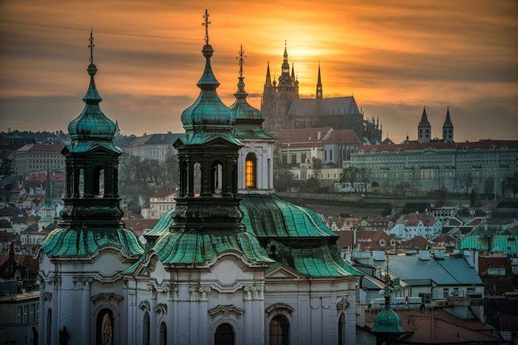 Ein Samstag in Bildern – Goldenes PRAG
