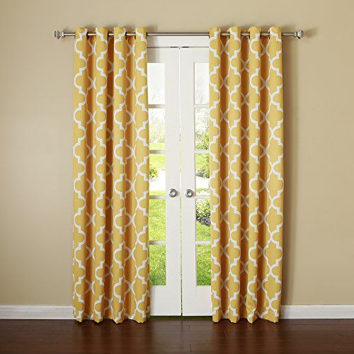 Mustard Yellow Kitchen Curtains: 1000+ Images About Curtains On Pinterest