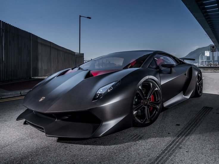 The Italian Supercar Maker Lamborghini Has Recently Announced The First  Details About The Production Version Of The Lamborghini Sesto Elemento.