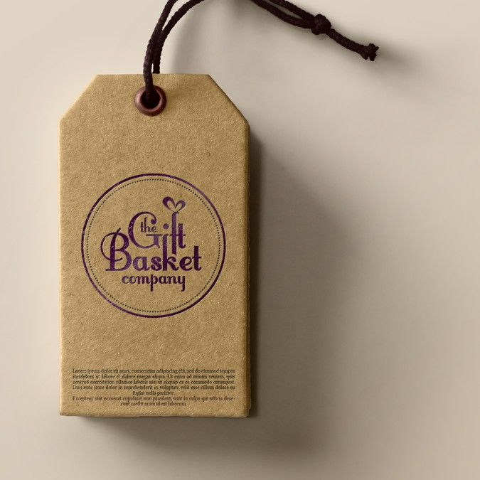 The Gift Basket Company needs a fun and creative logo by Gulshan Kumar