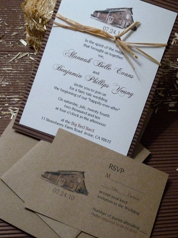 Hey, I found this really awesome Etsy listing at http://www.etsy.com/listing/95408787/rustic-red-barn-wedding-invitation