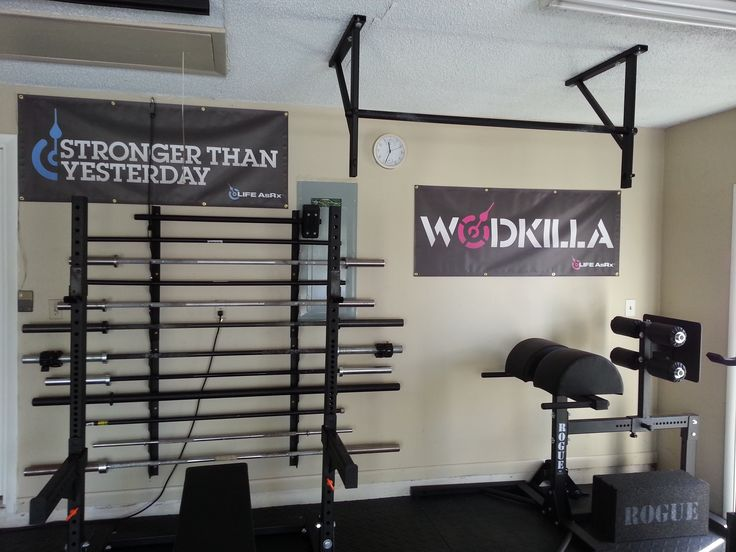 Best 25 crossfit garage gym ideas on pinterest: best 25 garage gym