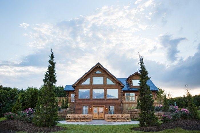 Buffalo Lodge - Kansas City Wedding Venue & Retreat Destination