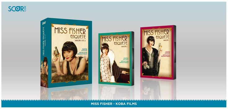Miss Fisher, Koba Films