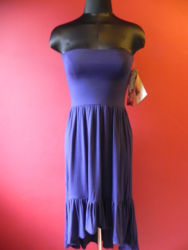 Hi Low Dress can be worn as a skirt too!  $39.99 on www.pourlafemmes.com