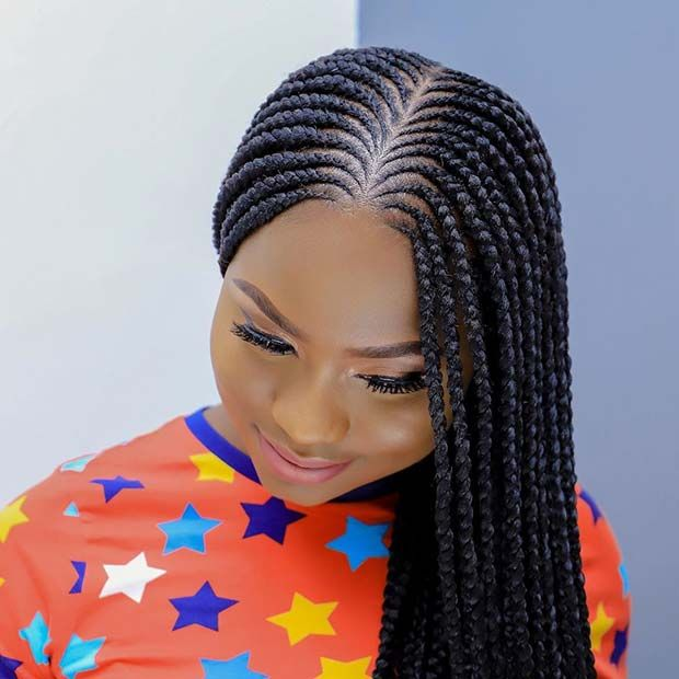 23 African Hair Braiding Styles We Re Loving Right Now Hania Style African Hair Braiding Styles African Braids Hairstyles Long Hair Wigs