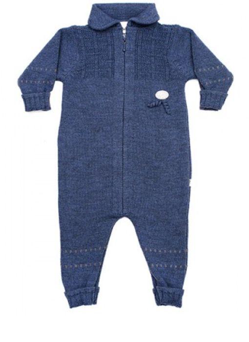 dddb216440f ✅Lille Lam ulldress mørkeblå. + lue, votter og sokker | Lille ...