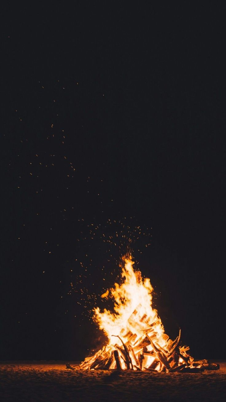 Aesthetic Fire Android, iPhone, Desktop HD Backgrounds