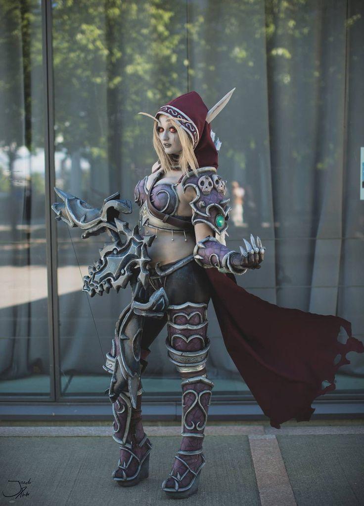 Sylvanas Windrunner - World of Warcraft by Mirakan.deviantart.com on @DeviantArt