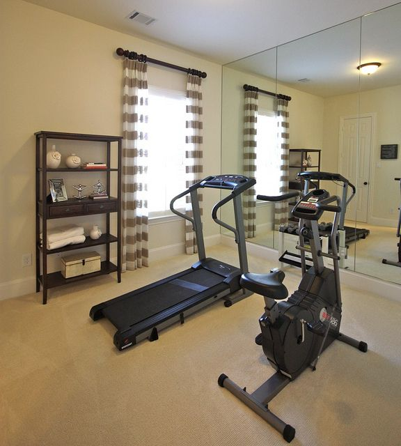 1000+ Ideas About Exercise Rooms On Pinterest