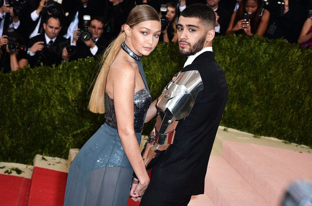 ZAYN MALIK LASHES OUT AT RACIST TROLLS WHO CALLED HIM A TERRORIST… AFTER DEFENDING GIRLFRIEND GIGI HADID OVER 'RACISM' ACCUSATIONS