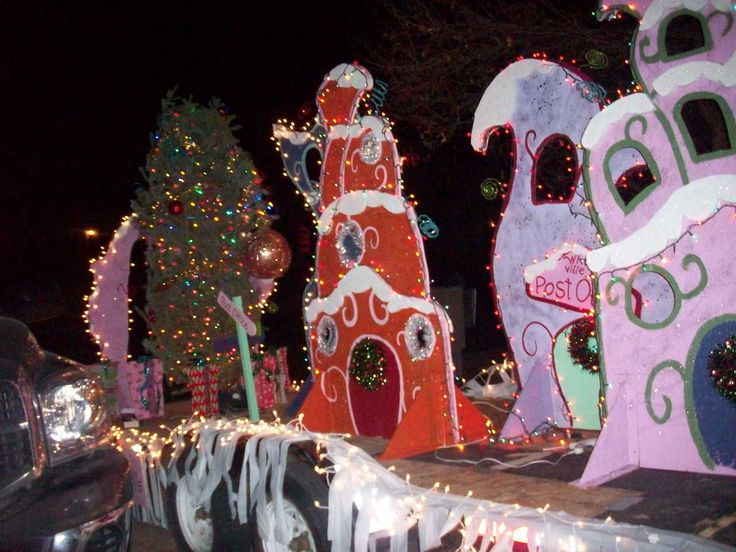 Best 25+ Whoville christmas decorations ideas on Pinterest ...