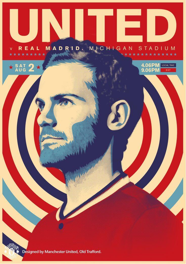 Manchester United v Real Madrid August 2, 2014
