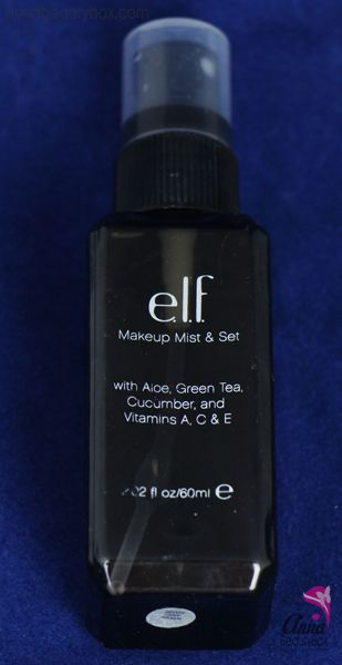how to use elf setting spray