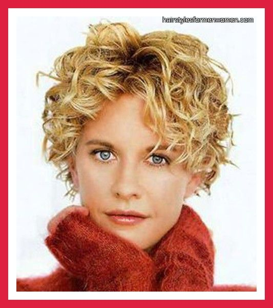 22+ Famous Inspiration Short Hairstyles For Naturally Curly Hair Over 60