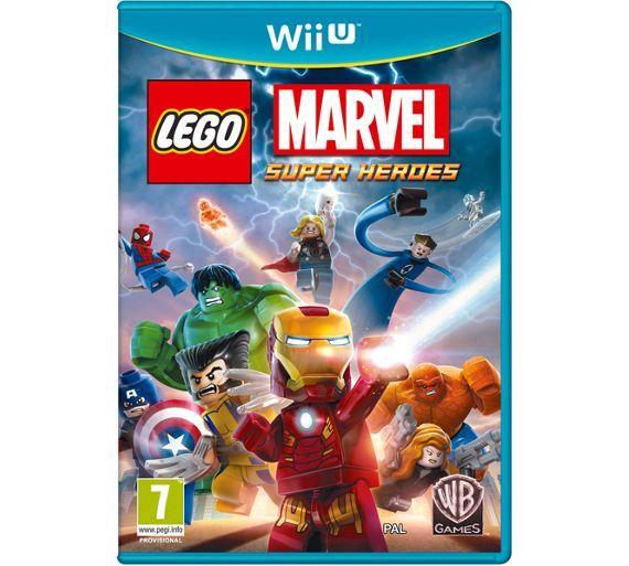 Buy LEGO Marvel Wii U Game at Argos.co.uk, visit Argos.co.uk to shop online for Nintendo Wii U games, Nintendo Wii U, Video games and consoles, Technology