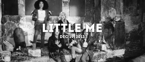 Little me~Little Mix