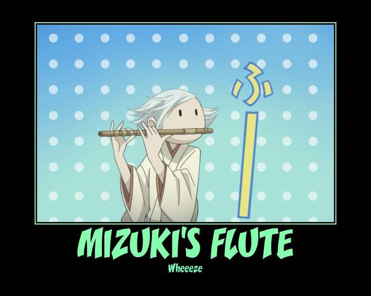 """Kamisama Hajimemashita"" Mizuki: ""Wheeeeze.."" OMG BEST PART EVER!!! X.DDDDD"