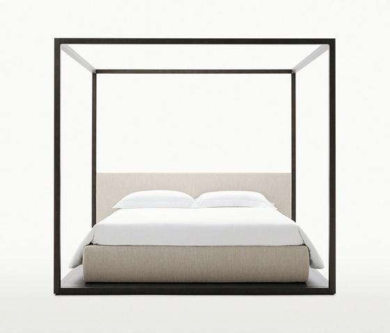 B italia bed. Could add ottoman storage underneath