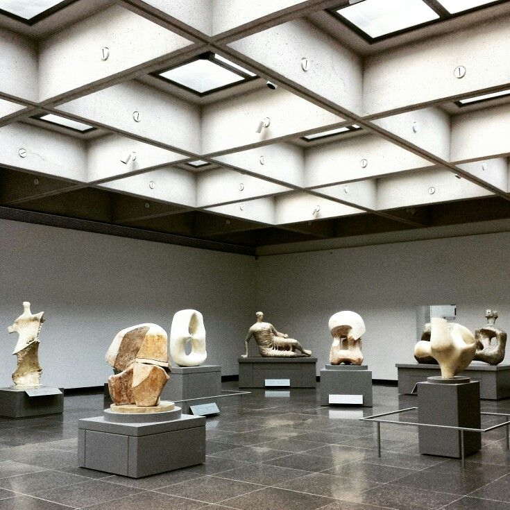 Henry Moore collection at AGO, Toronto